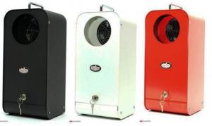 Kolme Retroscent-tuoksukonetta